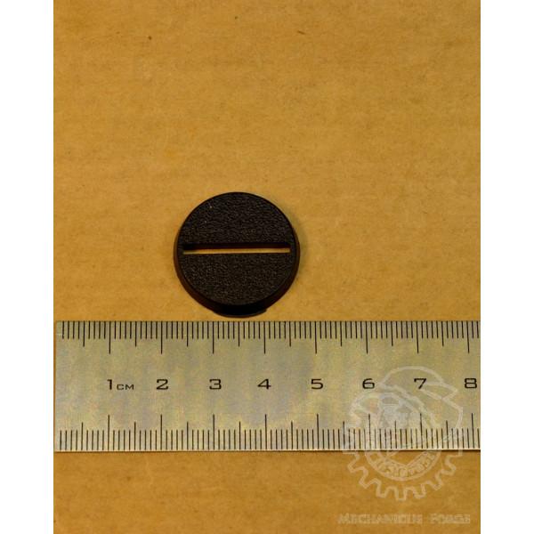 25mm с прорезью