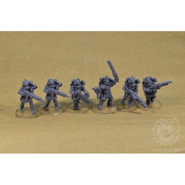 Praetorian Stormtroopers (Asmus)